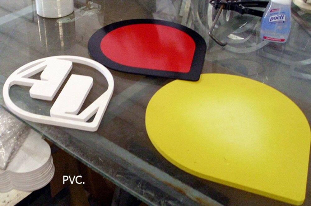Que es el PVC Sintra? - Novedades Corpóreas - letterSystems